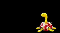 ScreenHeaven Pokemon Shuckle black backgrounds desktop and mobile