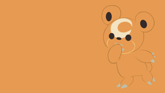 Teddiursa Full HD Wallpapers and Backgrounds Image
