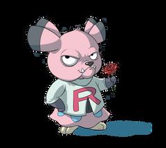 Prepare for trouble and make it Snubbull pokemon
