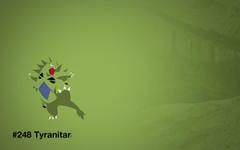 Tyranitar by EYEofXANA