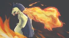 pokemon typhlosion none