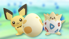 How to hatch Pichu Togepi and Gen 2 babies in Pokémon Go