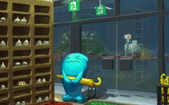 Nintendo pokemon video games rain artwork stores wobbuffet