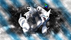 Mega Aggron Wallpapers by Glench