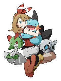 Pokémon Ruby Sapphire Mobile Wallpapers