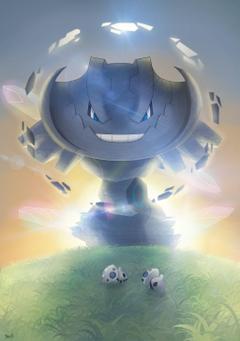 Pokemon OR AS Tribute Mega Steelix by Brex5 deviantart on