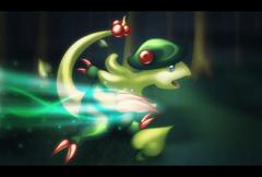 Pokemon Breloom by LaLunatique