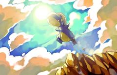 Pokemon Bagon by Sa