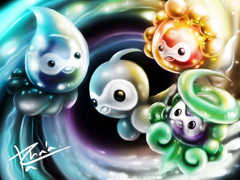 CASTFORM EVOLUTIONS by TrachaaArMy