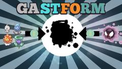 Pokemon Sprite Fusions Gastly Castform the making of GASTFORM