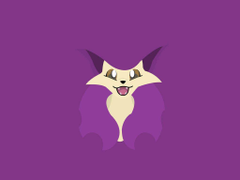 Delcatty Wallpapers Purple by Xebeckle