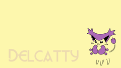Delcatty Wallpapers by juanfrbarros