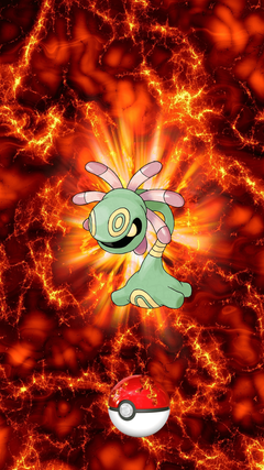 Fire Pokeball Cradily Unknown Lileep