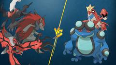 PTCGO Stream Match Zoroark and friends vs Seismitoad Crawdaunt