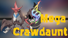 Mega Crawdaunt