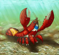 Crawdaunt by coldfire0007