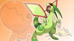 Trapinch Vibrava and Flygon Wallpapers by Glench