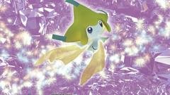 Pokemon jirachi wallpapers