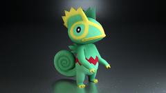 Pokémon by Review Kecleon