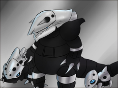 Aron Lairon and Aggron by OmegaWalrus on Newgrounds