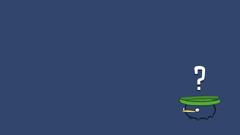 Lotad Pokemon Minimalism Questions Wallpapers HD Desktop and