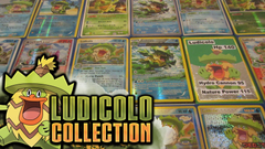 My Entire Ludicolo Pokémon Collection