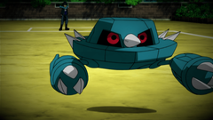 Metang by Pokemonsketchartist
