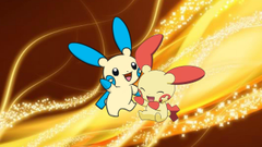 How To Make Plusle and Minun