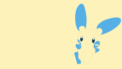 Minun Full HD Wallpapers and Backgrounds Image