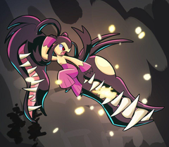what s the deal with the Shiny Mega Mawile Description from