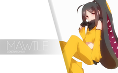 Mawile Anime Girl 1920x1200 Animewallpapers