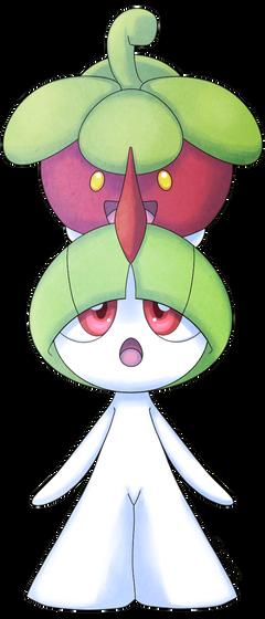 Bounsweet Ralts pokemon