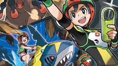 Sharpedo Poke Ride Pokemon Sun and M Wallpapers