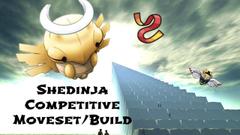 Shedinja Pokemon XY Competitive Moveset Build