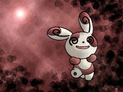 Spinda by Thunderwest