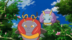 Its pokedex entry from Pokémon Ruby and Omega Ruby says