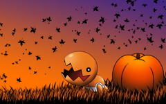 Trapinch in the autumn by Thunderwest on deviantART