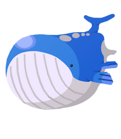 Wailord by DBurch01