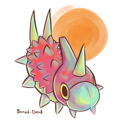 PokeCollab Wurmple by Bored