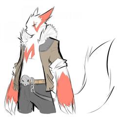 Zangoose Furry