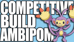 Pokemon XY Competitive Builds 101