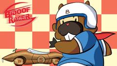 PS3 Bidoof Racer by mrstupes