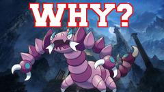 Why Mega Evolve Drapion