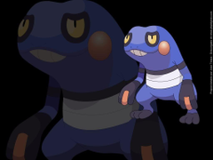 by any chance would you happen to have any croagunk