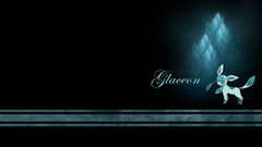 Glaceon Ice Crytals Wallpapers by Wild