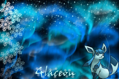 Glaceon Wallpapers by SlaveWolfy