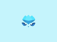Glaceon Minimalist Wallpapers by Radon220