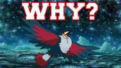 Why Mega Evolve Honchkrow
