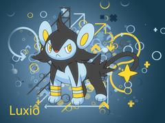 Luxio Desktop Backgrounds by KirkButler