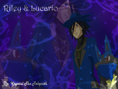 Riley and Lucario Wallpapers